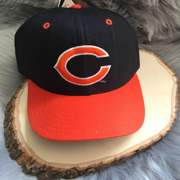 f7101447d Chicago bears Fitted Cap